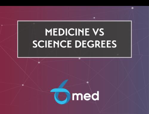 Medicine vs. Science Degrees