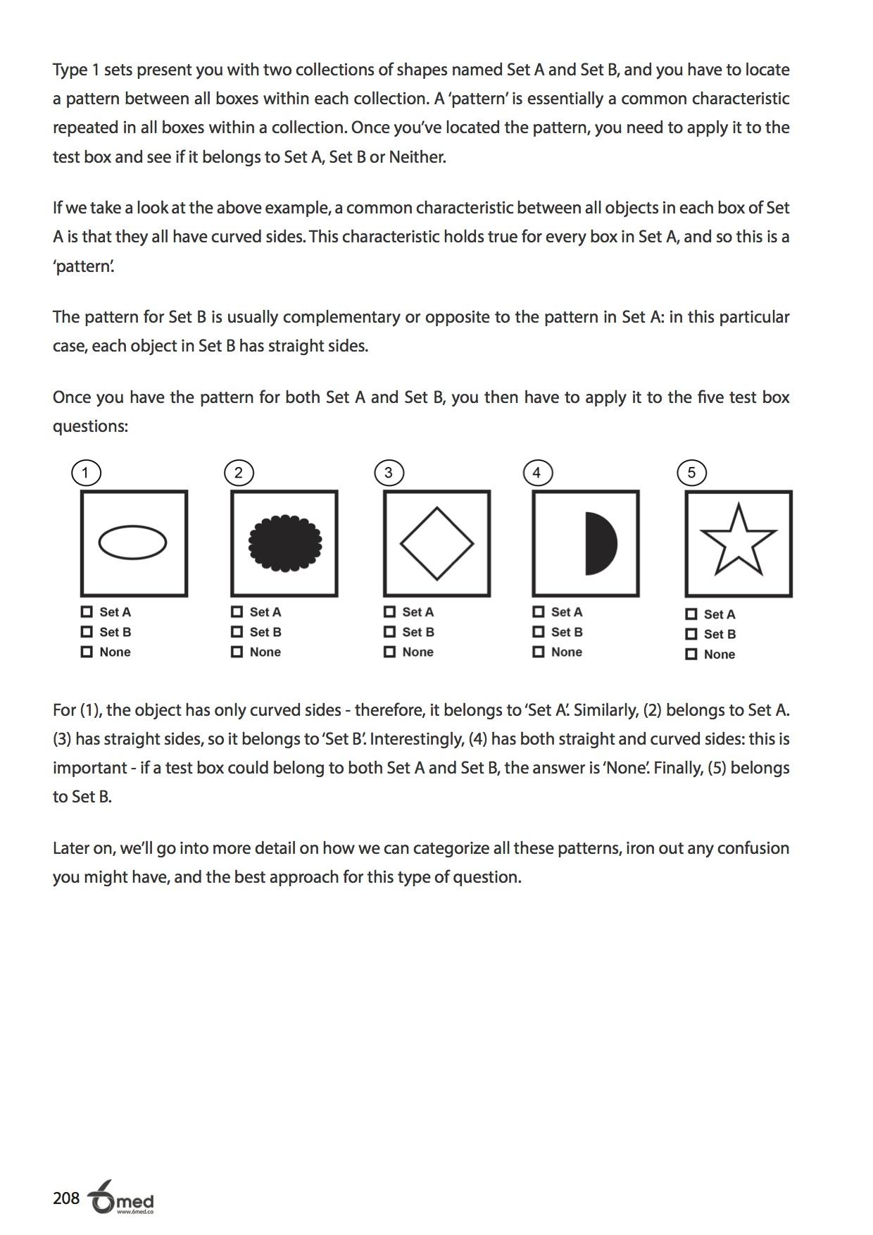 6med UCAT Crash Course Workbook - Abstract Reasoning